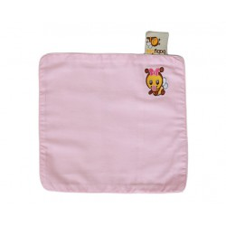 Babybee Mini Pillow Case - Pink