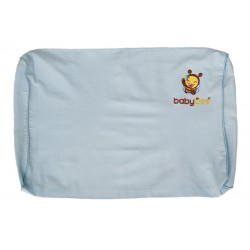 Babybee Toddler Pillow Case - Blue