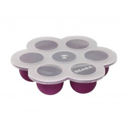 Beaba Silicon Multi Portion - Plum