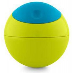 Boon Snack Ball - Blue Green