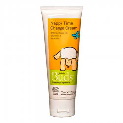 Buds Everyday Organic - Nappy Time Change Cream...