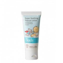 Buds Super Soothing Organics Rescue Lotion - 50ml