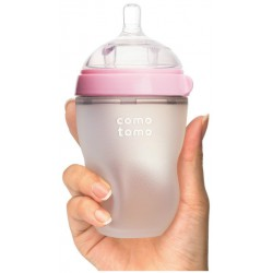 Comotomo Soft Hygienic Silicone Baby Bottle 250ml...
