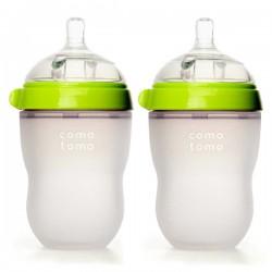 Comotomo  Natural Feel 2-pack Baby Bottle 250ml -...