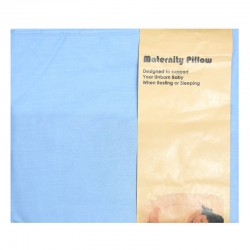 Maternity Pillow U - Biru (SARUNG BANTAL HAMIL)