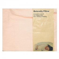 Maternity Pillow U - Peach (SARUNG BANTAL HAMIL)
