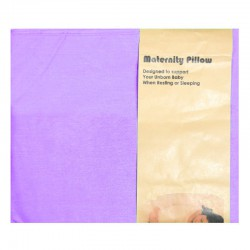 Maternity Pillow U - Ungu (SARUNG BANTAL HAMIL)