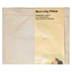 Maternity Pillow Seven Case - Brown (SARUNG...