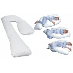 Maternity Pillow Seven - White