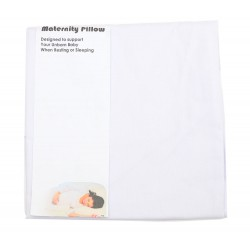 Maternity Pillow U - Putih (SARUNG BANTAL HAMIL)