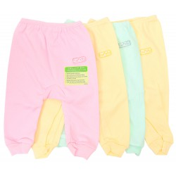Imochi Celana Panjang (Warna) 4 Pack - Girl