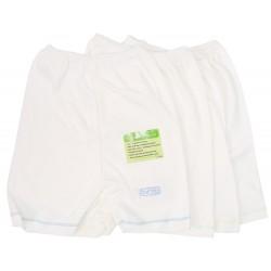 Imochi Celana 3/4 (Putih) 4 Pack - Boy