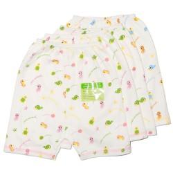 Imochi Celana 3/4 (Printing) 4 Pack - Girl
