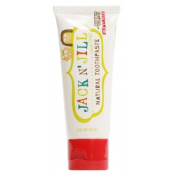 Jack N Jill Toothpaste 50g - Strawberry