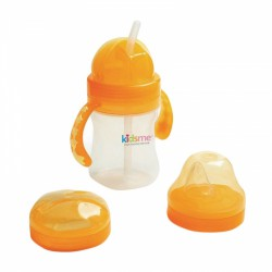 Kidsme Training Cup 3 in 1 System - Orange