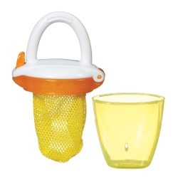 Munchkin Deluxe Fresh Food Feeder - Yellow