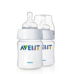 Philips Avent CLASSIC PLUS Bottle 125ml - 2 Pack