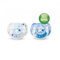 Philips Avent 2 Pack Orthodentic Pacifier /...
