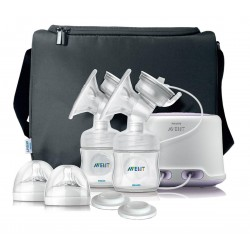 Philips Avent Comfort Twin Double Electric Breast...