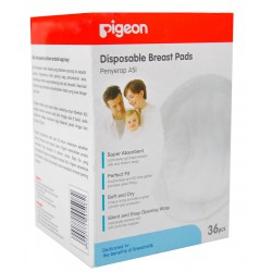 Pigeon Disposable Breast Pads 36 pieces