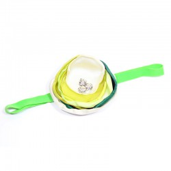 Pita Rainbow Green - Headband