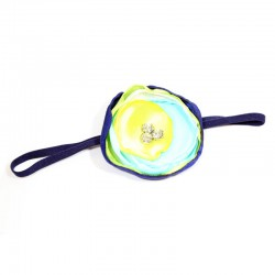 Pita Rainbow Navy - Headband