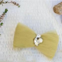 Pita Fufu Headband - Avocado