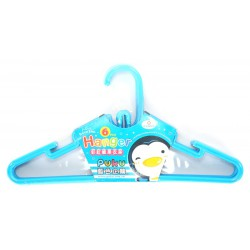 Puku Kids Hanger 6 Pcs - Blue