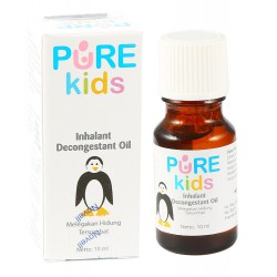 Pure Kids Inhalant Decongestant Oil 10ml -...