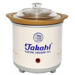 Takahi Slow Cooker 0.7 L - Pink
