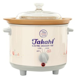 Takahi Slow Cooker 1.2 L - Pink