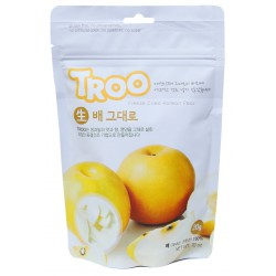 Troo Freezed Dried - Korean Pear 20 gram
